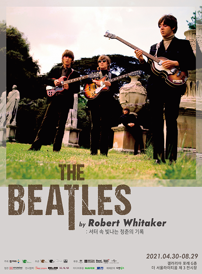 The Beatles by Robert Whitaker