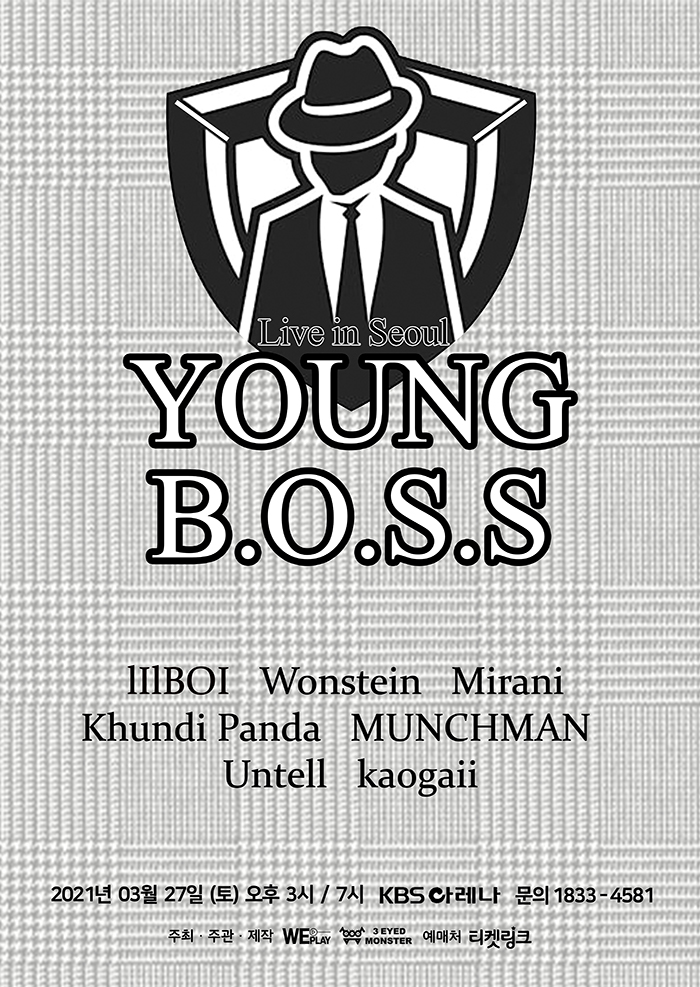 YOUNG B.O.S.S LIVE