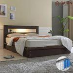 애니 평상형 LED 침대 Q 7존 포켓매트리스