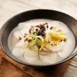 우리쌀로 만들어 쫄깃한 현미떡국떡 선물세트 1kg