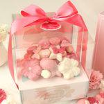 [무배]핑크부케 초콜릿 만들기 set