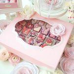 로맨틱 플라워 초콜릿 만들기 set