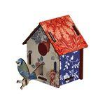 Bird House Small - Countryside