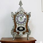 (kspz222)저소음 엘레강스 대형 탁상시계 (주석)